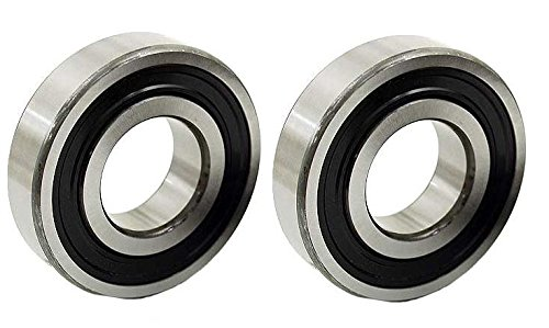 Set of 2 Rear Toyota 4Runner Pickup 84-95 T100 Tacoma Wheel Bearing NSK 9036340020