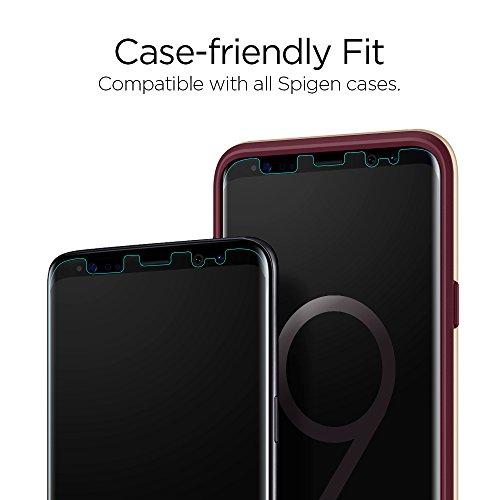 Spigen Galaxy S9 Screen Protector NeoFlex [ Flexible Film x 2