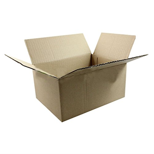 200 7x5x3 Cardboard Packing Mailing Moving Shipping Boxes Corrugated Box Cartons from Unknown