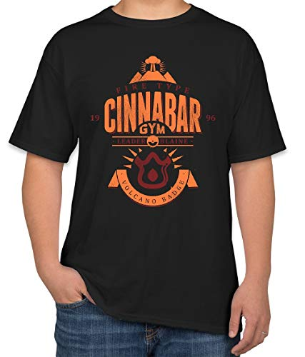 DEYing Men's Cinnabar Gym Short Sleeve Tshirt Black XXX-Large