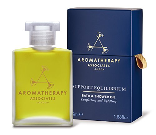 - Aromatherapy Associates Support Equilibrium Bath And Shower Oil, 1.86 Fl Oz