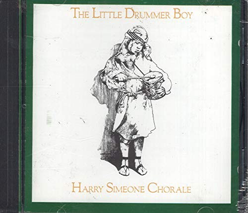 The Little Drummer Boy (Harry Simeone Chorale Little Drummer Boy Cd)