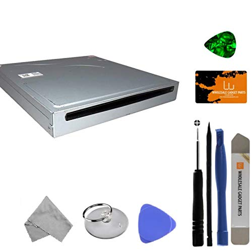 (Disc Drive for Nintendo Wii U with Tool Kit)