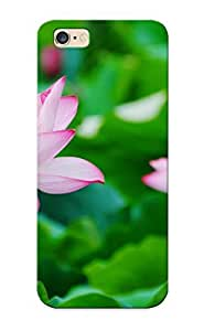 Hot New Lotus Case Cover For Iphone 6 Plus With Perfect Design