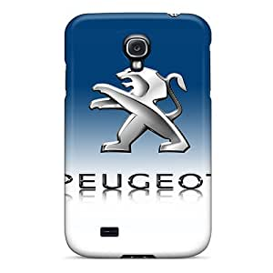 Slim Fit Tpu Protector Shock Absorbent Bumper Peugeot Logo Case For Galaxy S4