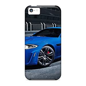 New Style ROXI Hard Case Cover For Iphone 5c- Jaguar Xkr S