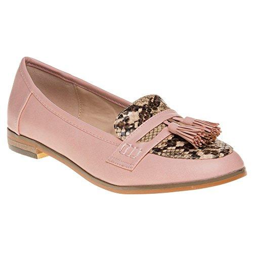 Dolcis Tully Damen Schuhe Pink