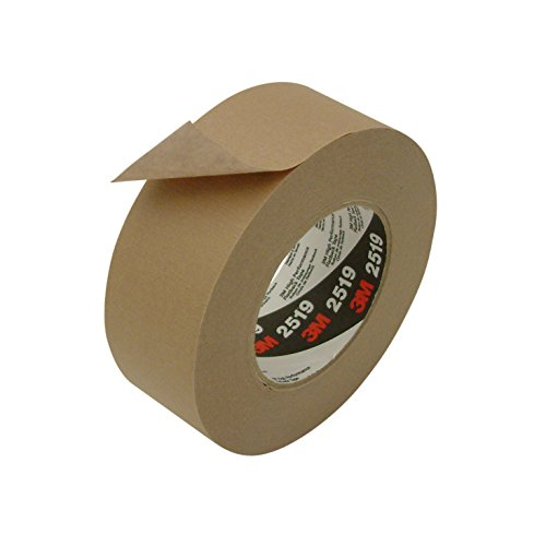 Kraft Packaging Tape (3M Scotch 2519 High Performance Flatback Tape: 2 in. x 60 yds. (Kraft))