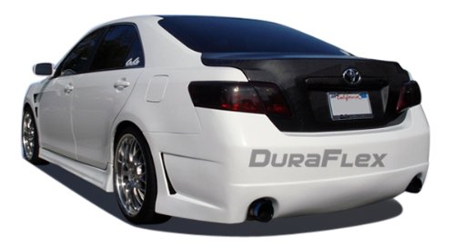 Duraflex ED-XNC-890 B-2 Rear Bumper Cover - 1 Piece Body Kit - Compatible For Toyota Camry - Body Bumper 2 Kit Rear