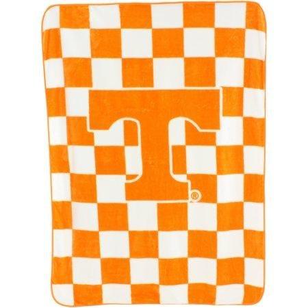 College Covers NCAA Tennessee Volunteers Raschel Throw Blanket 63