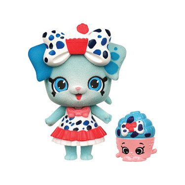 Shopkins Wild Style Pupkin Cake Shoppet and Bonetta Cupcake Exclusive