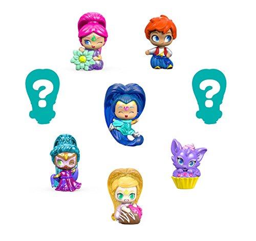 Fisher-Price Nickelodeon Shimmer & Shine, Teenie Genies, Series 2 Genie (8 Pack), #4