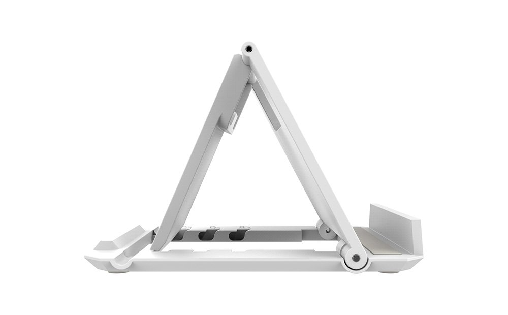Smartphone an Tablet iPad Kanex FOLDSTD Foldable iDevice Stand for iPhone Retail Packaging Silver