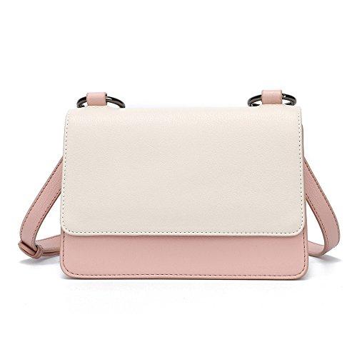 Main Bandoulière Pink Messenger à Femmes KYOKIM Sac Crossbody D'embrayage Main Simple Sac Bag à Mesdames UYBw6IqX