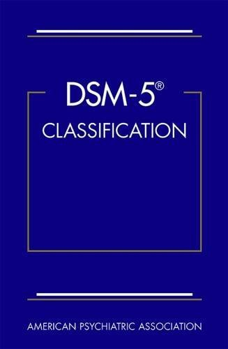 dsm-5r-classification