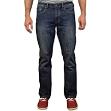Buffalo David Bitton Mens Driven Straight-Fit Stretch Jeans