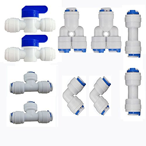 Best hydraulic tube push to connect fittings gistgear