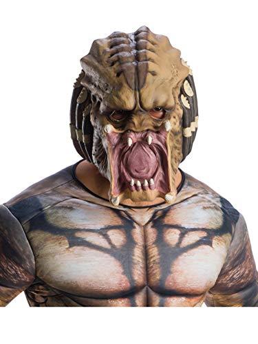 Rubie's Men's  Predator Adult (3/4) Mask, One Size