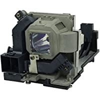 AuraBeam Professional NEC NP28LP Projector Replacement Lamp with Housing (Powered by Philips)