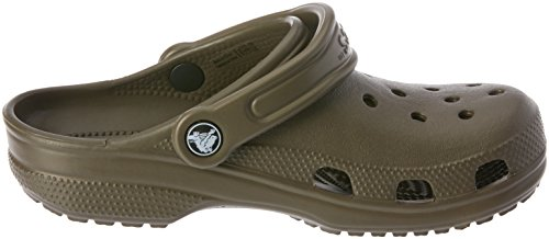 Zuecos Classic Marrón Adulto 200 Chocolate Crocs Unisex pFwHxOnq