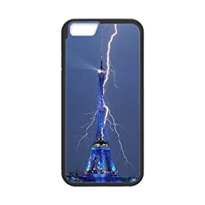 Wholesale Cheap Phone Case For Apple Iphone 6 Plus 5.5 inch screen Cases -eiffel tower-LingYan Store Case 13