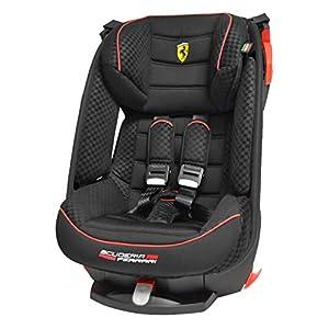 Siège auto inclinable Ferrari Gr 1 (9kg à 18kg) – 4 étoiles aux tests TCS – protection chocs latéraux – Assise…