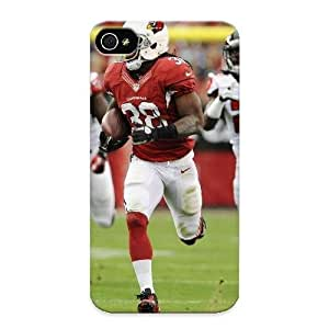 Hot Style UbwZoR-3550-qNhMs Protective Case Cover For Iphone4/4s(andre Ellington Rb Arizona Cardinals) For Thanksgiving Day's Gift