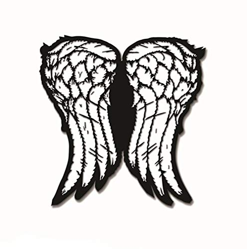 Walking Dead The Daryl Wings Collectible Pin, NYCC '17 Exclusive Black ()
