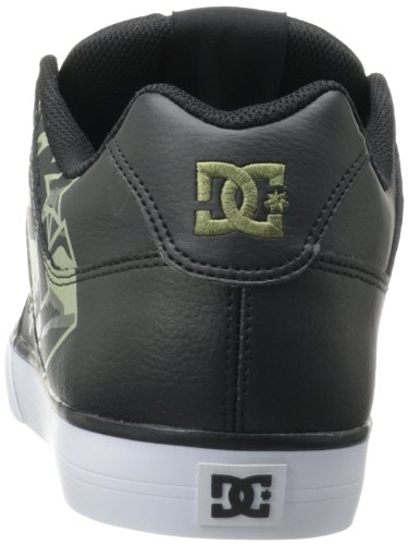 DC Men's Pure XE Skate Shoe Black/Camo Print buy cheap pay with paypal deals discount deals cheap visit new 1icPcb8tab