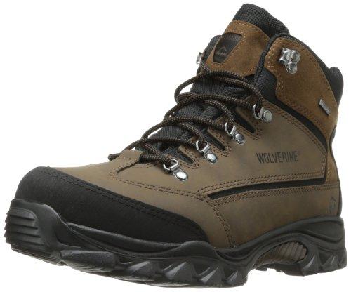 Wolverine Men's W05103 Spencer Boot - Brown/Black - 10 3E US