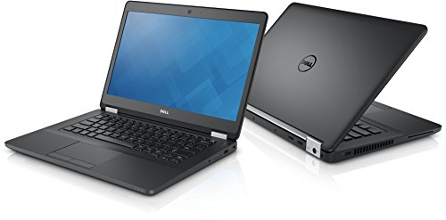 Fast Dell Latitude E5470 HD Business Laptop Notebook PC (Intel Core i5-6300U, 8GB Ram, 256GB Solid State SSD, HDMI, Camera, WiFi) Win 10 Pro (Renewed) SC Card Reader