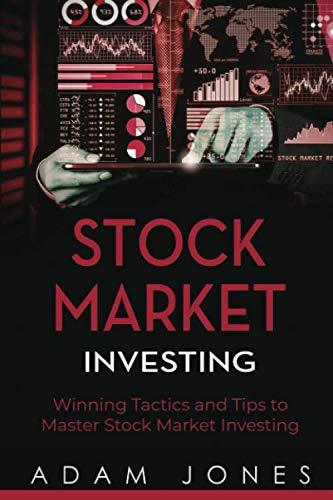 41pNkYIveGL - Stock Market Investing: Winning Tactics and Tips to Master Stock Market Investing