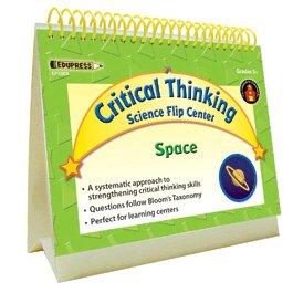 Edupress Ep-3015 Science Critical Thinking Flip Center Magnets ()