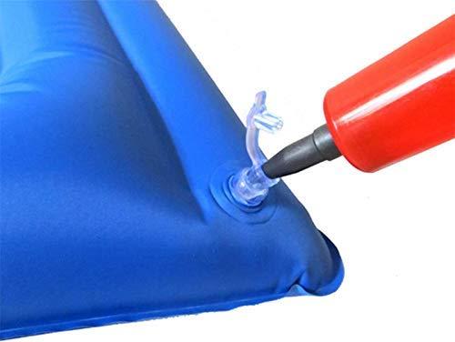 Amazon.com: Cojín de aire para pacientes con agujero anti ...