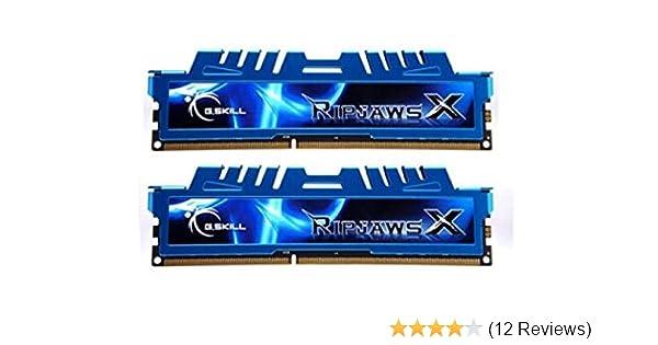 ddr3 sur carte mere ddr4 G.SKILL Ripjaws X Series 8GB (2 x 4GB) DDR3 2133 MHz F3 2133C10D