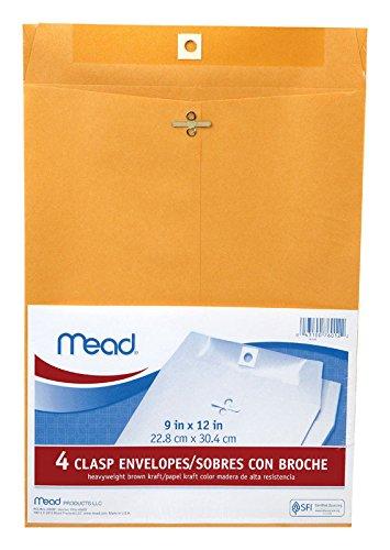 Mead Clasp Envelopes - Mead Clasp Envelopes 9