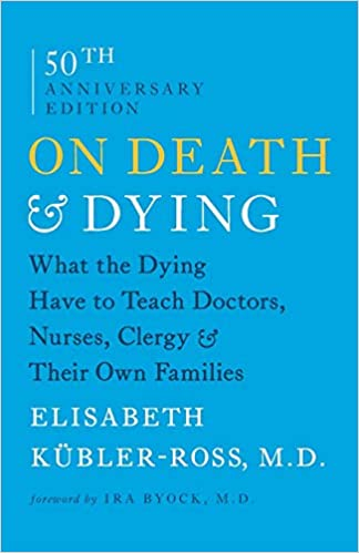 Dying? what are of 5 and the death stages DABDA: The