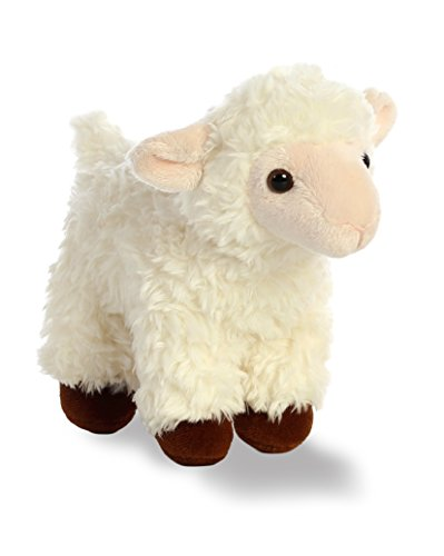 (Aurora World Plush Farm Friends with Sound, Lamb)