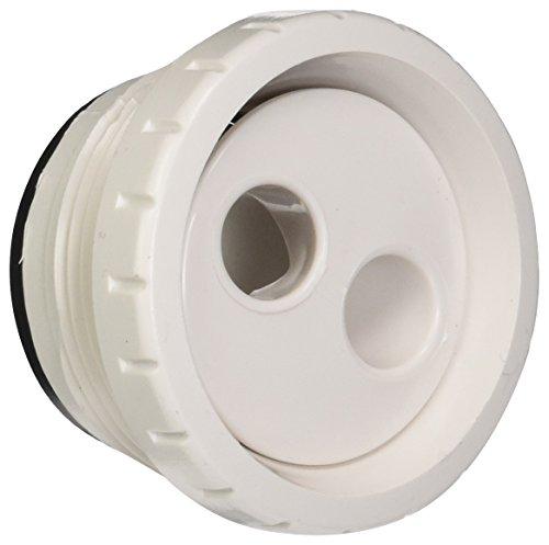 Waterway Plastics 806105036148 White Spa Rotating Eyeball