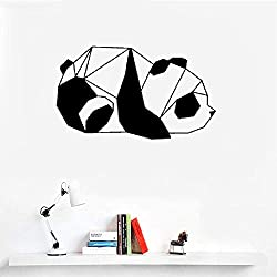 Wall Art Stickers Quotes and Sayings French Panda En Origami Origami Panda