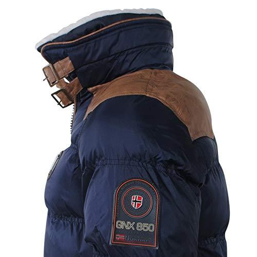 Men Veste Bleu 001 Geographical Abramovitch Norway Jacket xW1Zxwn6BY