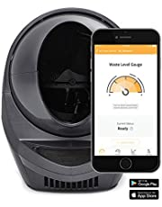 Litter-Robot 3 Connect Automatic Self-Cleaning Litter Box - Grey