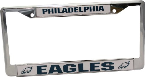 Philadelphia Eagles Chrome Frame ()