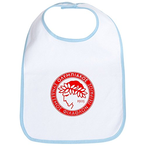 fan products of CafePress - Olympiacos Bib - Cute Cloth Baby Bib, Toddler Bib