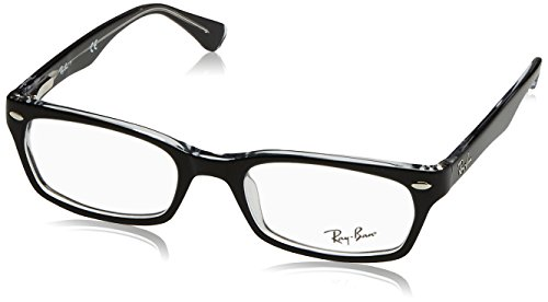 Black Transparent Ban mujer Top acetato RX Ray 5150 Geométrico On gvCxOqxUwn