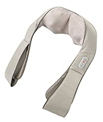 Homedics Nms‐620h Shiatsu Deluxe Neck & Shoulder Massager With Heat