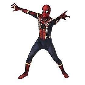 - 41pNq6HddyL - Reach Unisex Lycra Spandex Zentai Halloween Cosplay Costumes Adult/Kids 3D Style