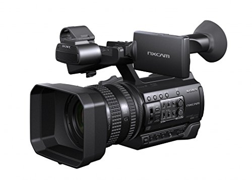 Sony HXRNX100 Full HD NXCAM Camcorder (Black)