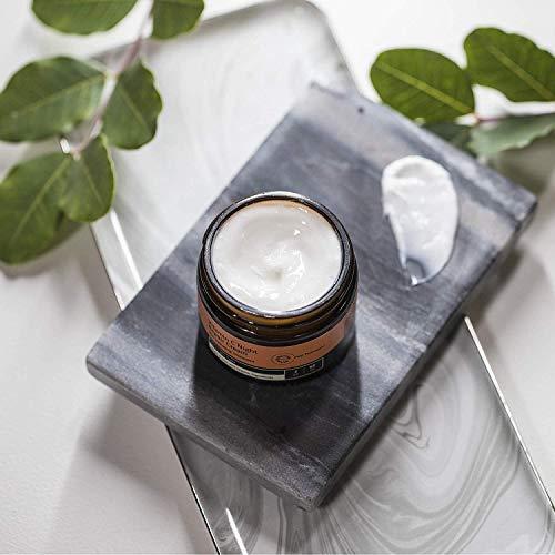 41pNrFFNpPL - Eve Hansen Vitamin C Night Cream - Anti Aging Face Cream, Neck Cream, Vitamin C Cream, Vitamin E Cream - Natural Face Moisturizer for Acne Scar Removal, Dark Circles and Wrinkle Filler Skin Cream 2 oz