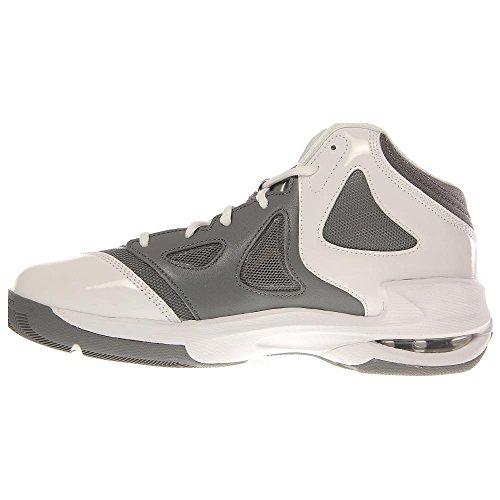 Nike Jordan Play in These II 510581-002 Größe 42,5 US 9 Silber-Weiß